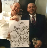 Caricature Artists Wedding Artist Caricature
